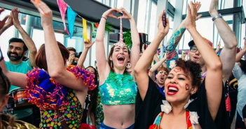 West Londoners Welcome The Superfood-Fuelled Morning Rave Movement