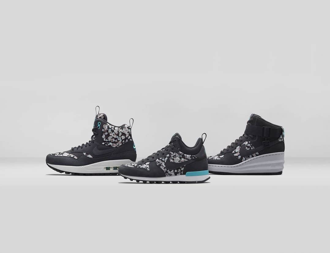 2019 year for lady- Nike x liberty launch new collection