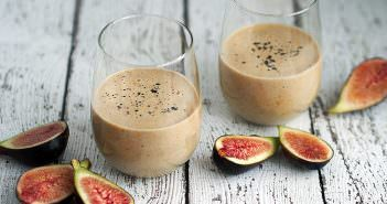 Ashley Neese figs moothie
