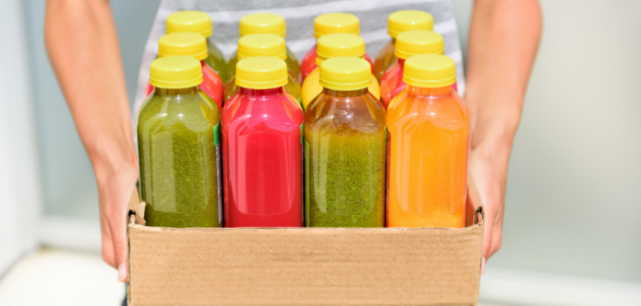 Cold-pressed juice is now as mainstream here as it is for our US counterparts.