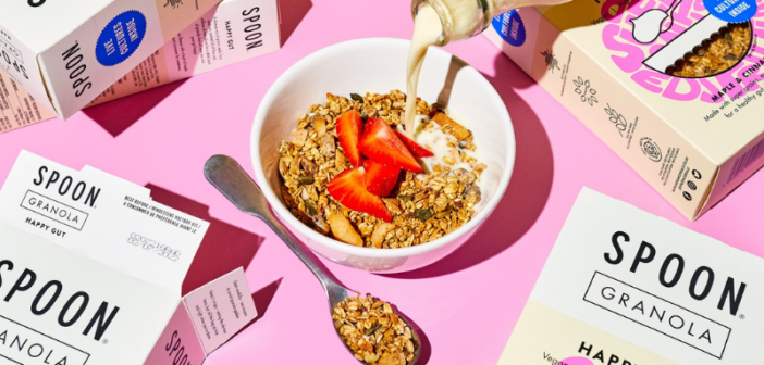 Annie Morris & Jonny Shimmin: On Dragon's Den And Spoon Cereals