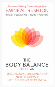 cover - The Body Balance Diet Plan