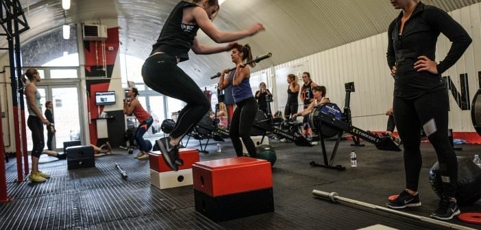 Crossfit Perpetua's Steve Mellor launches a women's only class in Battersea