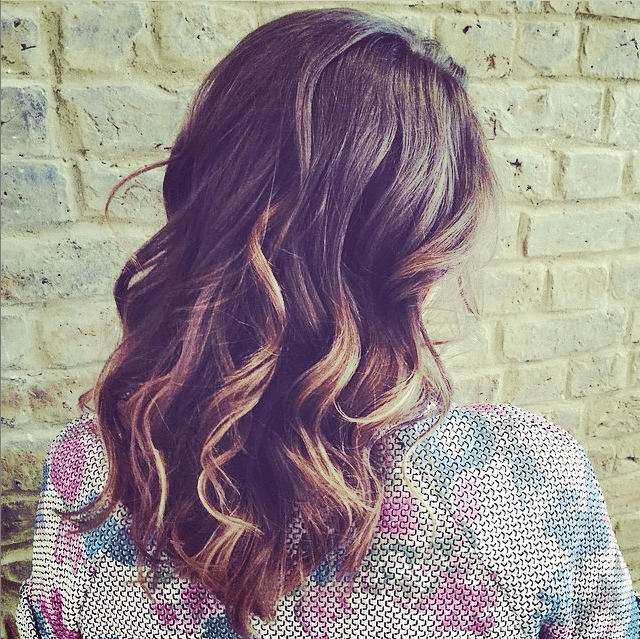 Specialised blow dry at Duck and Dry in Chelsea