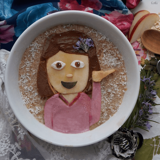 Fresh Heather is another artistic foodie instagram account to watch
