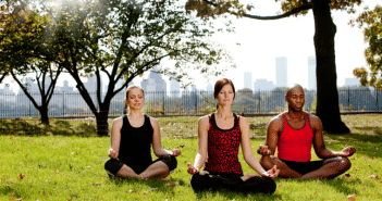 The UN International Yoga Day will be hosted in Alexandra Palace gardens