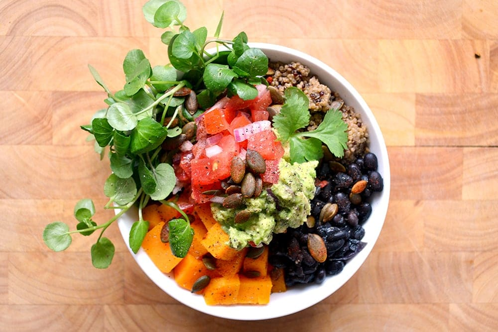 A guide to the perfect Buddha Bowl with Laura Thomas