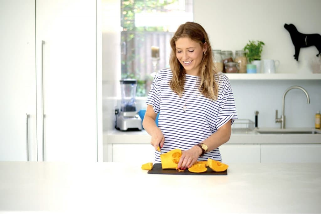 In the kitchen with blogger Annie Clarke of Mind Body Bowl