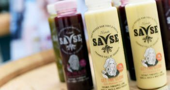 Madeleine Shaw launches her Get The Glow range with Savse Smoothies