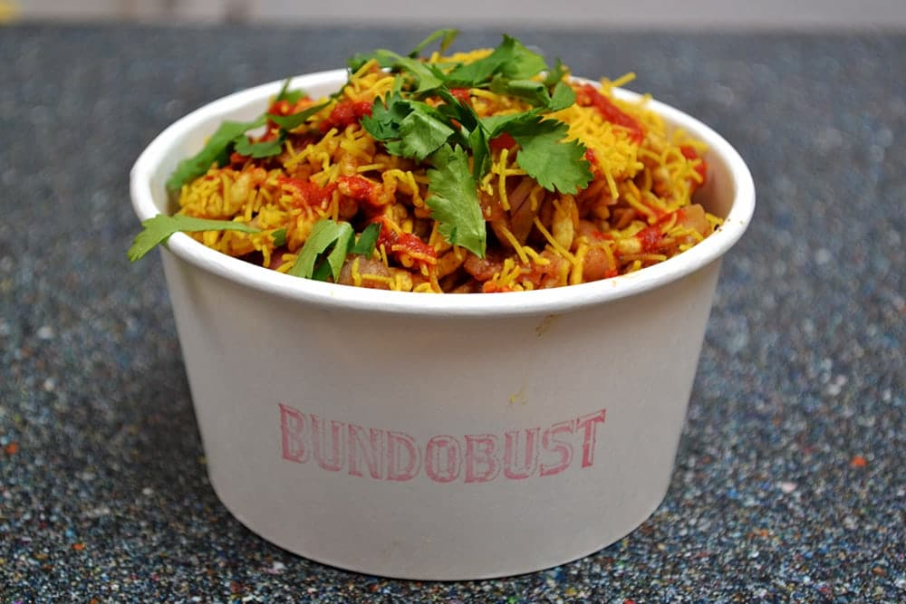 Bundobust indian street food in a healthy city guide to Leeds