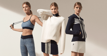 LFW: Designers Continue To Converge On The Fitness World
