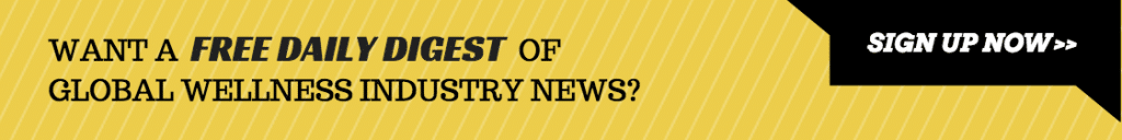 Get a daily digest of Wellness Industry News