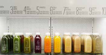 Raw Press announce expansion plans for London's cold pressed juice bar industry