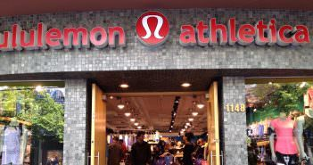 lululemon loses its chief product officer