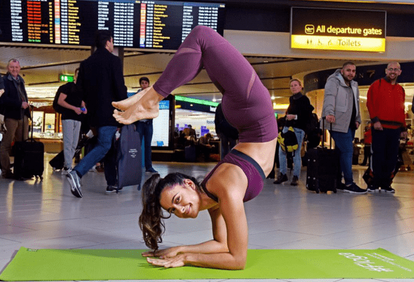Wellness Takes Flight With Healthy Initiatives At Airports