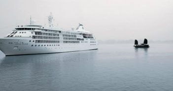 Silversea Cruises have partnered with Technogym