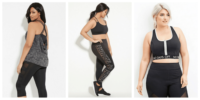 Forever 21 launch plus size collection with Ashley Graham