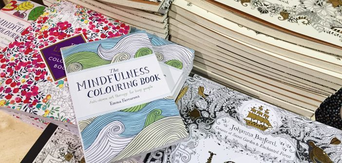Mindful Colouring: The Craze That Rocked The Publishing Industry ...