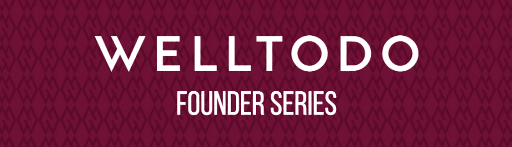 Welltodo Founder Series featuring influential wellness entrepreneurs
