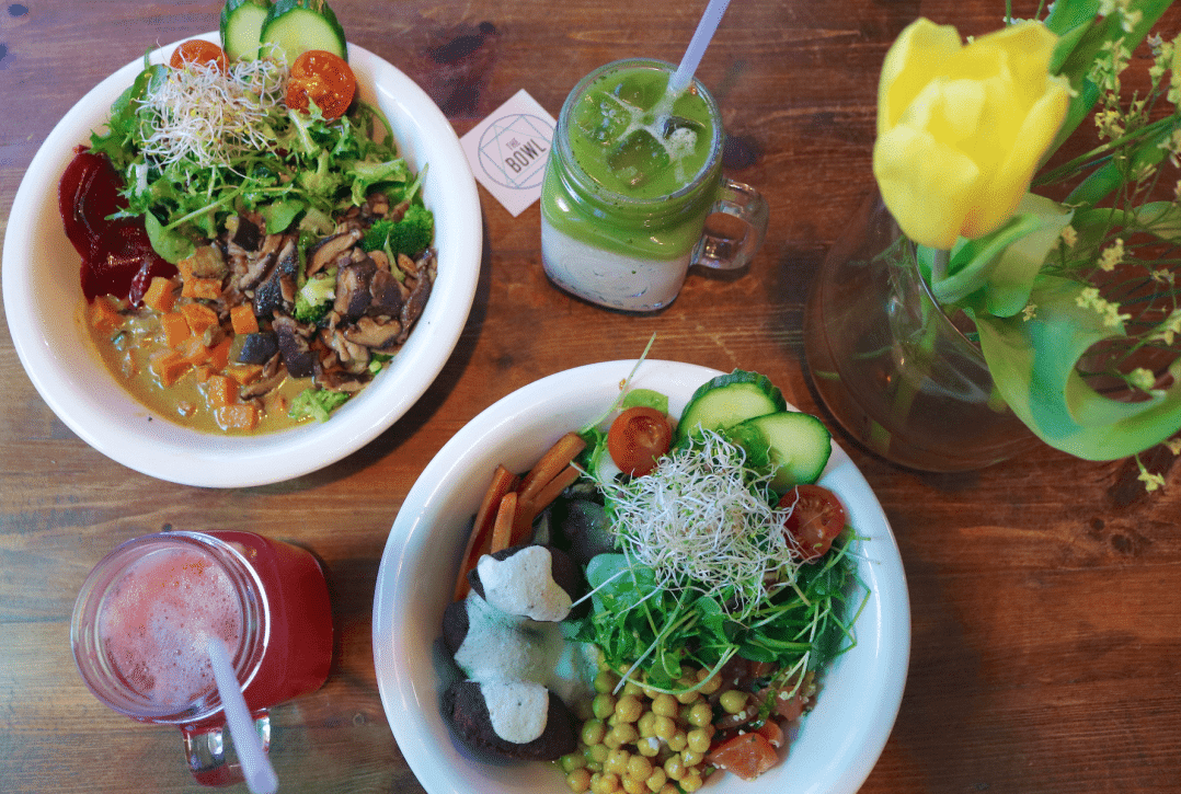 The Bowl – All-day clean eating restaurant in Berlin