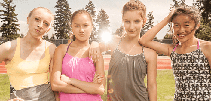 Athleta Girl and Ivivva target the tween activewear sector