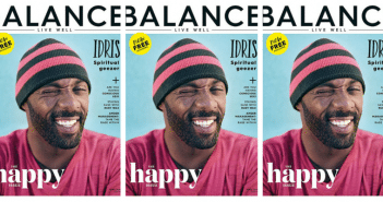 Balance, free magazine focused on wellness
