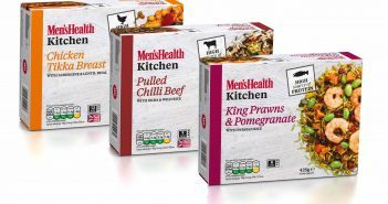 Men's Health Kitchen Range