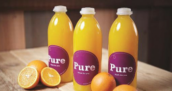 Whitbread Buys Stake in Pure