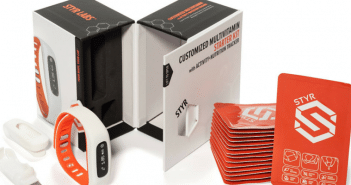 STYR Labs Converts Fitness Tracker Data Into Nutritional Supplements
