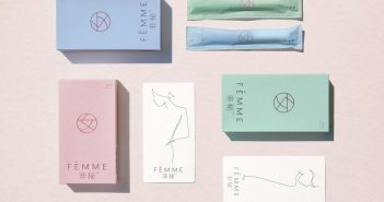 Chinese tampon brand Femme