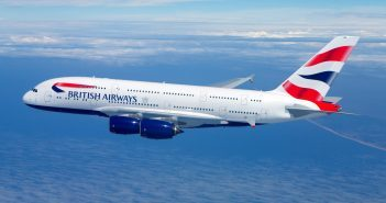 British Airways To Develop 'Digital Pill' To Monitor Wellness