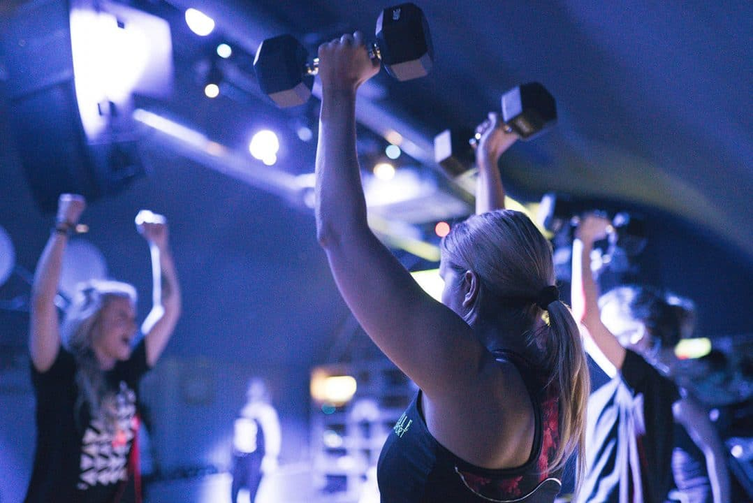 Ministry Does Fitness