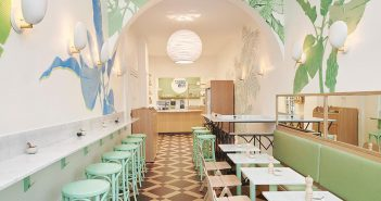 Maisie Cafe, juice bar Paris