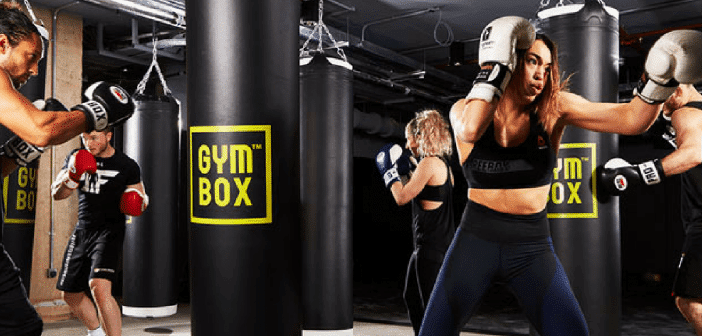 GymBox expansion