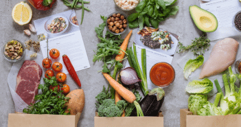 The healthy food business