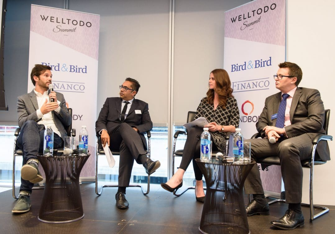 Welltodo Summit 17: Ash Burman – MD at Financo, Dan Stern – Investment Director at Piper Private Equity and Graeme Payne – Partner at Bird & Bird,