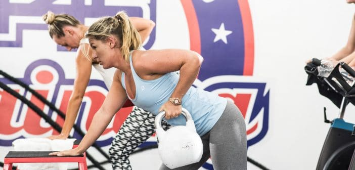 F45 opens fifth UK studio