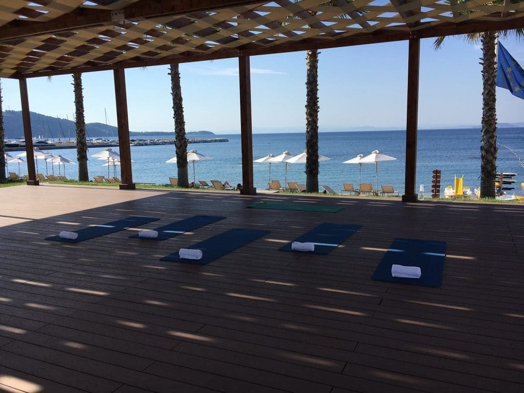 Wellness offering at Miraggio Thermal Spa in Halkidiki Greece