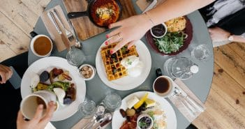The Top Five Food & Drink Trends For 2018 According To Mintel
