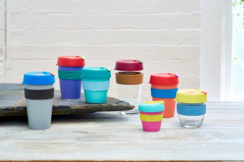Founder of KeepCup, Abigail Forsyth On: Building The brand That Kick-Started The Demise Of The Disposable Cup