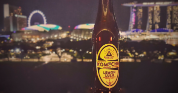 Bushwick Kombucha brings a US megatrend to the shores of Singapore via a line of handcrafted, naturally energising probiotic beverages.