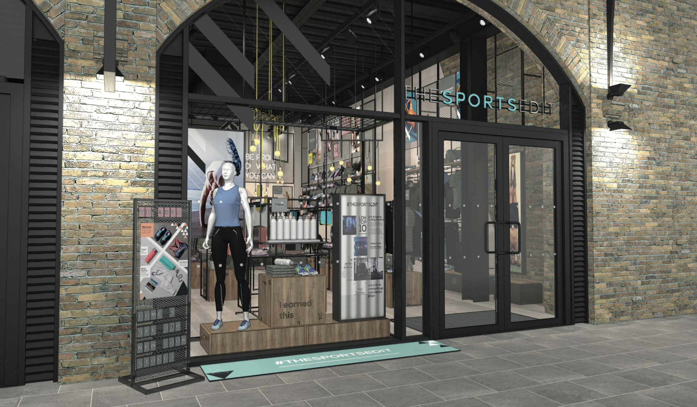 försäljning med lågt pris super billigt obesegrad x British Activewear Retailer The Sports Edit Raises £1m To Fund ...