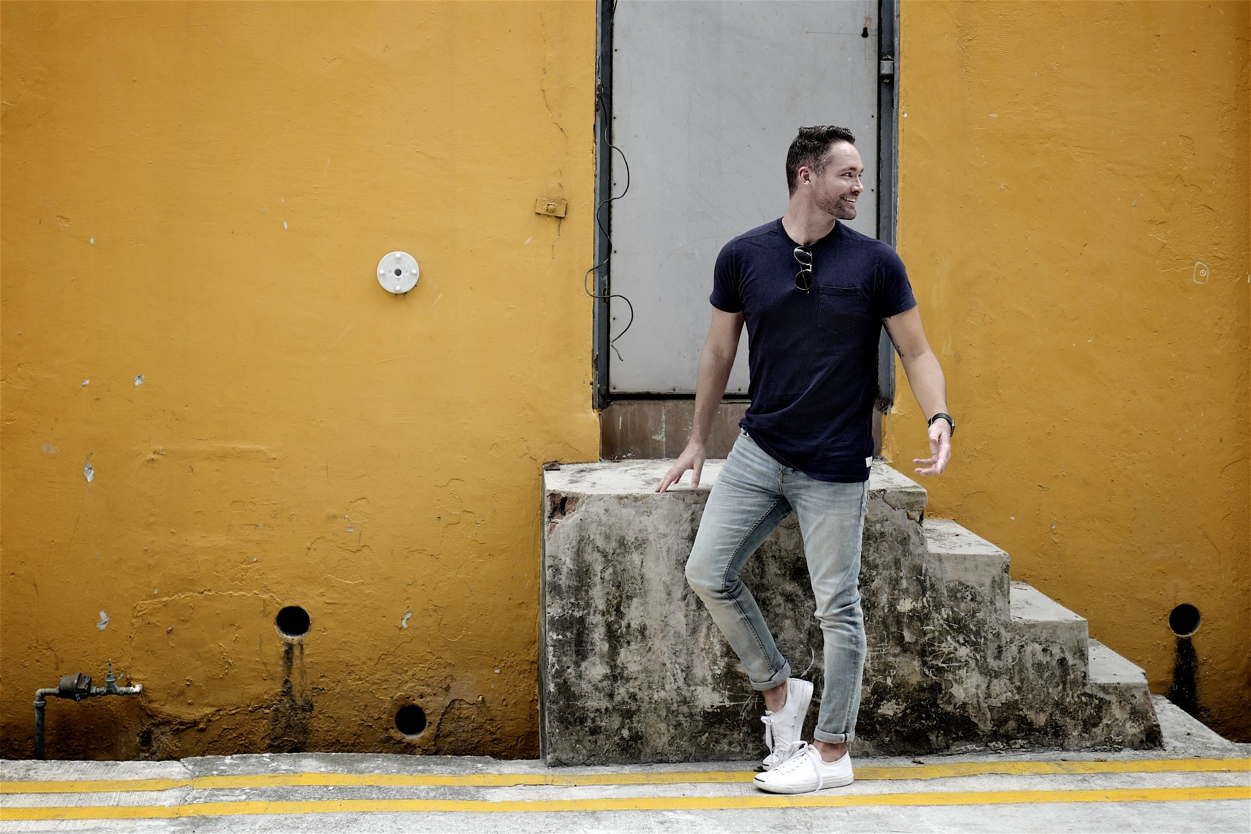 Peter Thew, Co-Founder of Yoga Movement On: Building The Largest Independent Chain Of Yoga Studios In Singapore