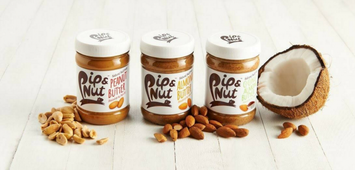 Healthy peanut butter brand Pip & Nut has raised more than £1m to expand its product range and boost exports.
