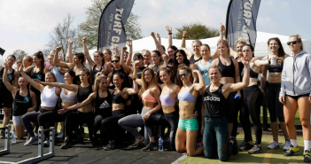 Turf Games; a fitness concept encouraging individuals to compete in teams across a series of workouts is London's first functional fitness and team-based immersive competition, designed to unite the capital's fitness community.