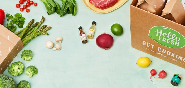 HelloFresh Launches Retail Line In The US