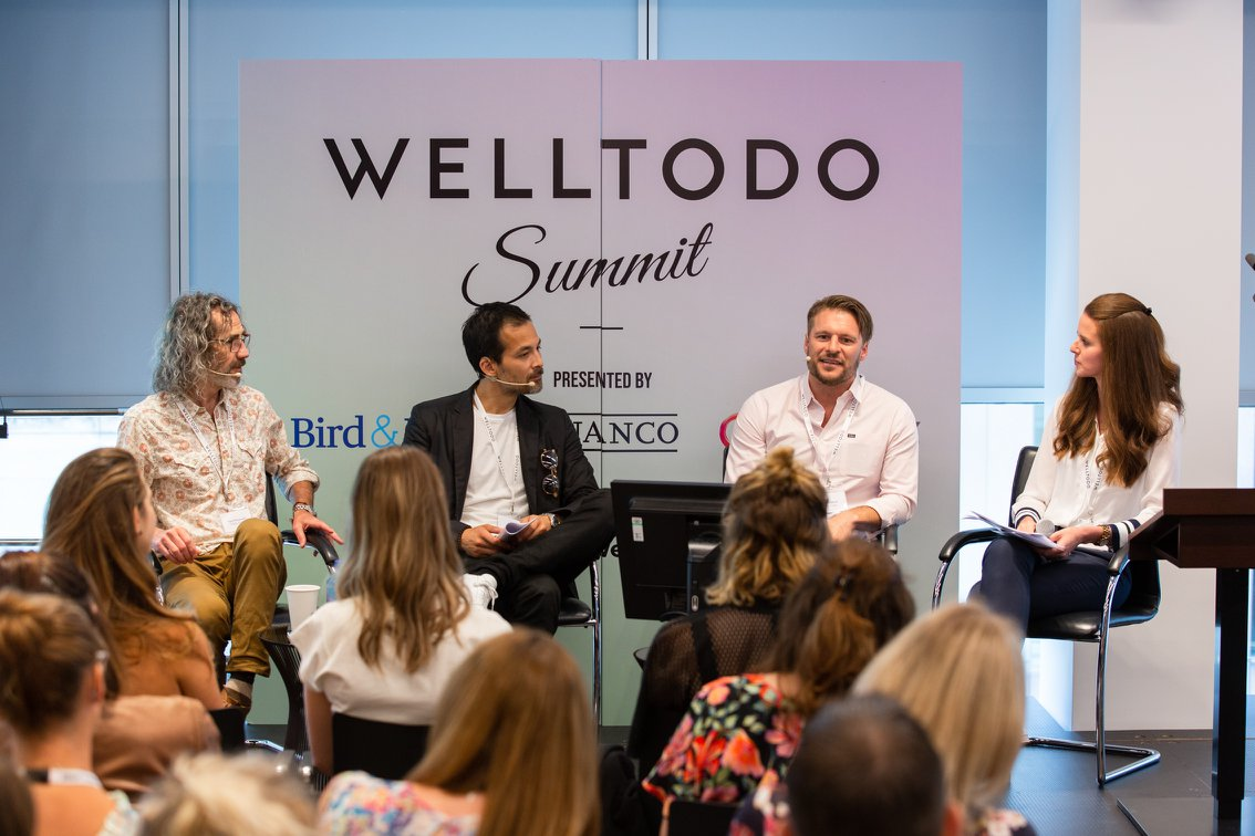 On Thursday 28th June we presented the Welltodo Summit, our annual industry event bringing together over 300 business leaders, industry experts, investors and founders of the world's leading wellness brands, for a powerful conversation about the business of wellness.