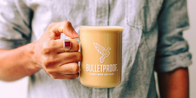 Energy boosting coffee and lifestyle brand Bulletproof is poised to become the millennial Starbucks following a $40m funding round, argues lead investor CAVU Venture Partners.
