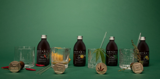 Botanic Lab Launches UK's First CBD Soft Drink