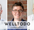 Join our special guest speakers Steven Novick; Founder & CEO of Farmstand, Oliver Dickinson; Founder of WOW and Ian McCaig; Co-Founder & CMO of Fiit, for the latest instalment of the acclaimed Welltodo Founder Series – on Tuesday, 25th September, in London.